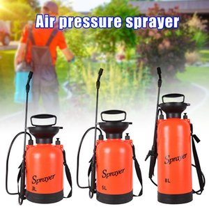 3 5 8L Pressure Sprayer Air Compression Pump Hand Pressure Sprayers Agricultural Gardening Watering Plant Lawn Sprayer F