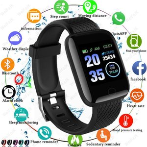 2021 Smart Watches Men Women's Smartwatch Blood Pressure Measurement Heart Rate Monitor Fitness Bracelet Watch For Android IOS