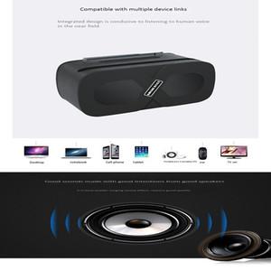 2020 Popolari Booms BASS-L2 Altoparlante Bluetooth senza fili con titolare del telefono Altoparlanti Protable per telefono Stereo Music Surround