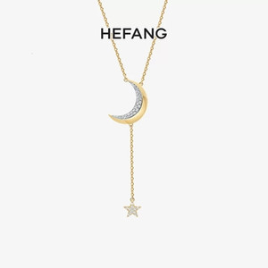 2020 high quality fashion jewelry ladies necklace with party dress best jewelry charm gorgeous pendant necklace 97CH