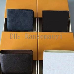Wholesale Rojo Black Bottoms Lady Long Wallet Multicolor Diseñador Monedero Monedero Titular de la tarjeta sin caja Mujeres Classic Zipper Pocket Holde Holde