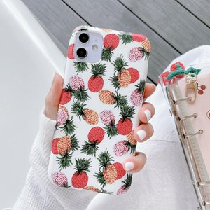 Slim Fruit Pine Phone Case For Iphone 11 Pro Max Xs Max Xr Xs X 8 7 6 Plus jlluvQ infant2005