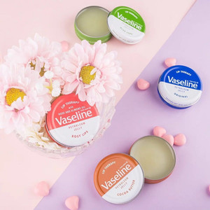 Vaseline Lip therapy cocoa butter for soft glowing rosy lips Hydrating Petroleum jelly moisturizing Lip balm lip cream 20g