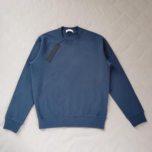 # 63020 Crewneck Sweatshirt Topstoney Plush Hoodies 가을 겨울 망 후드 힙합 스웨터 코트 캐주얼 스웨터 아시아 S-3XL