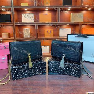 2020 Hot highest quality designer bags handbags shoulder bag messenger Shopping bag pockets Cosmetic Bags crossbody bags mini Fringed bag
