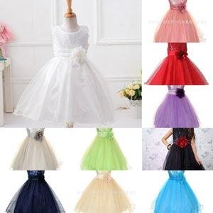 FNZC Weddings Primo Abiti Comunione Bambini039; S Girls Flower Girl Abiti per per bambini Kids 2019 Abbigliamento da 3-12 anni