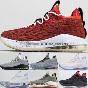 Scarpe da ginnastica Lebrons Dimensione classica US 46 47 Donne James 2020 Nuovo Arrivo XV Uomo 15 Scarpe 13 Lebrons Sneakers Basket 12 38 EUR Schuhe Tennis