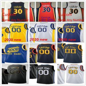 Özel Ekran Baskılı Stephen 30 Klayy Köri 11 Thompson 33 Wiseman Draymond 23 Yeşil 12 Oubre Jr. Erkekler Kadın Çocuk Gençlik Basketbol Formaları