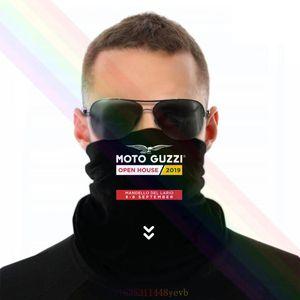 Moto Guzzi Open House Mandello Del Lario September 6-8 Headband Scarf Bandana Neck Warmer Unisex
