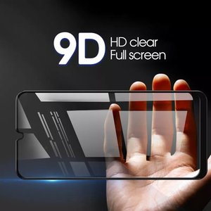 9D Tempered Glass for Apple iPhone 12 11 Pro X XR XS Max Clear Protective Film Guard 9H Full Curved Screen Protector for iPhone 6s 7 8 Plus