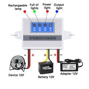 Accessori Amess Accessori Sostituzione Guasto Guasto Modulo di commutazione automatico Modulo batteria Switch Ups Spegnimento di emergenza OFF BATTERIA ALIMENTAZIONE RECHAR ...