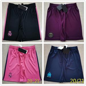 Mens soccer shorts 20 21 football shorts 2020 2021 shorts de football pantalones cortos de futbol Europe size S-XXL