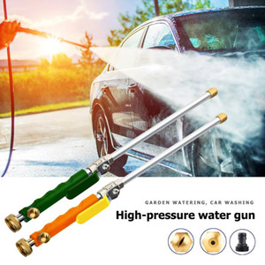 High Pressure Power Car Washer Water Gun Garden Hose Nozzle Water Spray Gun Pressure Washer Sprinkler Cleaning Tool
