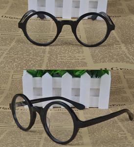 2020SS 패션 빈티지 안경 프레임 둥근 모양 안경 콜로 포니 메모리 금속 소재 안경 핫 세일 013