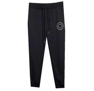 Erkek Pantolon Yüksek Sokak Joggers Pantolon İpli Açık Fitness Koşu Sweatpants Erkek Kadın En Kaliteli Spor Track Pantolon