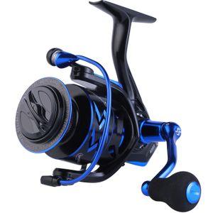 Sougayilang 12+1BB Spinning Reels 5.2:1 6.2:1 High Speed Gear Ratio Smooth Powerful Freshwater   Saltwater Spinning Fishing Reel Z1128