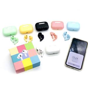 미니 TWS Inpods 헤드폰 블루투스 V5.0 스테레오 휴대 전화 이어폰 스포츠 스웨트 헤드폰 터치 무선 이어폰 이어 버드