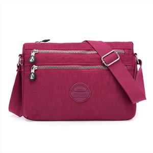 Women Handbags Fashion Korean Version Women Graffiti Printed Small Square Bag Shoulder Messenger Bag 2020 Female