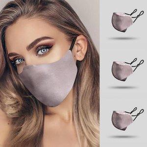 COSPLAY Adult's Faceless Stampe Durata in modo antimatato Sciarpa Stampato Maschera lavabile Decorazione per Accessorio Cosplay Face Jllbrv