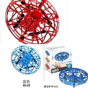 WPC Ucu Gyroskope Işık Yayan Gyro Parmak Dekompresyon Yaratıcı Yaratıcı Jest İndüksiyon Kontrolü UFO Uzaktan Renkli Fly Saur Oyuncaklar