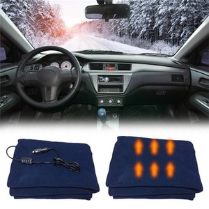 Hot Sale 12V Heating Function Car Heating Blanket Large Size 145*100 Electric Blanket Car Styling Drop Shipping