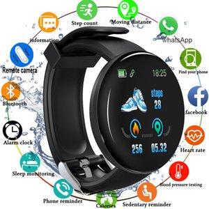the Mens' Fashion Smart Sport Watches Digital Electronic Wrist Watch For Men Clock Male Wristwatch Women Kids 201120