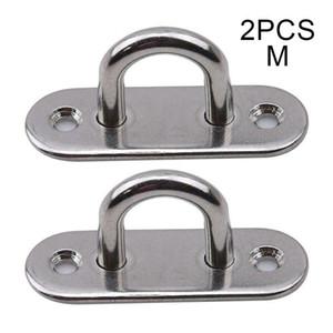 Replacement Hook Universal 2PCS U-Shaped Hook Ceiling Fans Yoga Hammocks