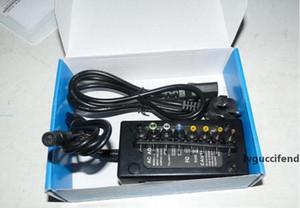 최신 유니버설 96W 4.0A DC 노트북 노트북 AC-DC 충전기 전원 어댑터 12V / 16V / 20V / 24V 플러그 무료 배송
