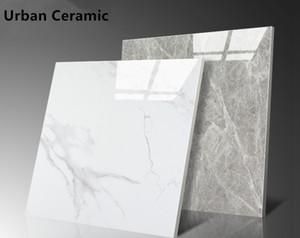 Urban Ceramic wholesale background wall tiles, non-slip floor tiles, living room floor tiles, 800*800 full-body marble tiles