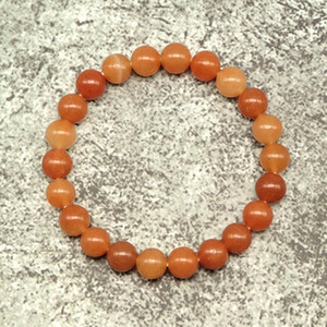 Minimalist Real Natural Stone Bracelets 4 6 8 10mm Smooth Beaded Braslet Femme Charm Braclet Best Friend Jewelry Accessories