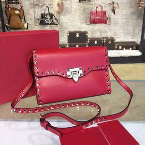 2021 Neue Stil Postman-Tasche Eine schöne Vintage-Tasche aus Rindsleder 0181 Kälber Die langen Schultergurte können Mode-Handtasche entfernt werden