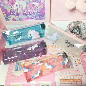 Arsmundi Case Office Supplies Kawaii Stationery Estuches Chancery School Cute Pencil Box Pen Bags Penalty SEA WAY OWF2707