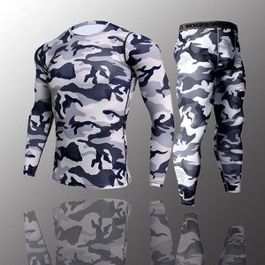 Men's Running Short + long sleeve Quick Dry Compression Sport T-Shirts,Fitness Gym Running Shirts Tees,Mens Sportswear sets