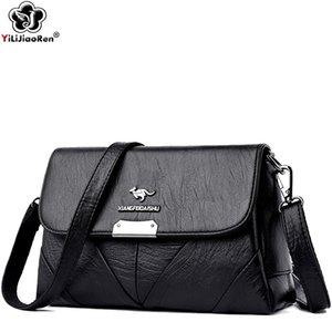 HBP neue elegante Umhängetasche Frauen Handtaschen Designer Mode Messenger Bag Frauen Leder Crossbody Taschen für Frauen SAC A MAIN FEMME