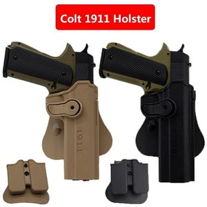 Wholesale Pistol Holster Rotates 360 Degrees Right Hand Belt Loop Paddle Platform for Taurus 24 7 24 7-OSS Paddle