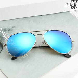 Best Selling Pilot Classic Occhiali da sole Nuovi Occhiali da sole in resina in metallo Protezione oculare UV400 Occhiali da sole del marchio All'ingrosso 1856