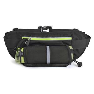 Outdoor Running Waist Bag Waterproof Mobile Phone Holder Jogging Water Bottle Pouch Belt Belly Bag Sports Gym Fitness Fanny Pack