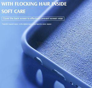 Liquid Sile Phone Case For Samsung Galaxy S8 S9 S10 S20 Plus Ultra S10e Note 8 9 10 Pro Soft Shockp jllNVL allguy