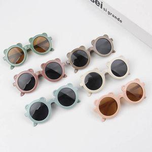 2021 new cartoon baby sunglasses fashion kids sunglasses boys sunglasses ultraviolet-proof kids sun glasses girls glasses B3204