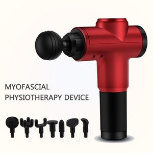 mini myofascial physiotherapy instrument home use fascia gun for electric muscle massager fitness muscle relaxation pain relief
