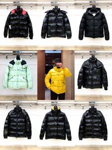Damen Daunenjacke Winterjacke Maya Kleidung Gans Mode Warme Mäntel Outdoor Online Winterjacke Parka Klassische Herren unten
