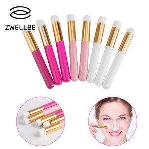 Professional Eyelash Cleaning Brush Lash Shampoo Brush Eyebrow Nose Blackhead Cleaning Brush Beauty Makeup Tools