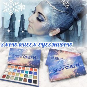 Snow Queen Glitter Eyeshadow Makeup Pallete Matte Eye shadow Palette Eyeshadow Powder Pigment Cosmetics