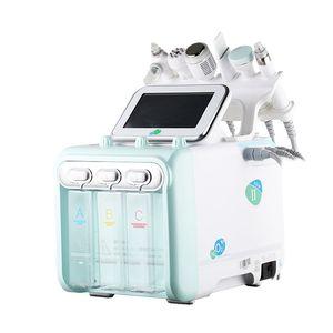 Hydra Water Peel Microdermabrasion Skincare Device 6 في 1 Hydro Dermabrasion Machine Machine للتقشير ورفع الوجه