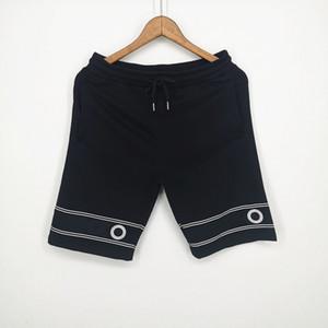 반바지 남성 여름 착용 패션 클래식 편지 인쇄 탄성 허리 + Drawstring Mens 캐주얼 스웨트 쇼트 고품질 스포츠 반바지