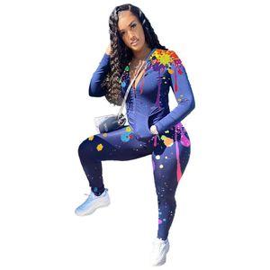 Cardigan con cappuccio Donne 2pcs Abiti a maniche lunghe Donne a strisce da donna TrackSuits Casual Paneled Plus Size Abbigliamento da donna