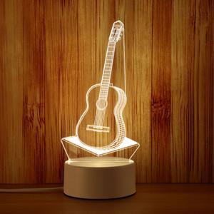 Small night light Led desk lamp bedroom bedside lamp Bestie creative boyfriend Graduation Children's Day birthday gift