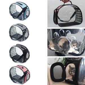 Fashion Dog Carrier Bag Portable Cats Handbag Foldable Outdoor Travel Bag Puppy Carrying Shoulder Backpack Pet Bags High Quality1