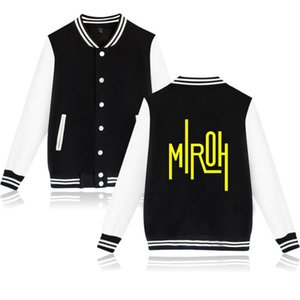 Stray Kids Kpop Baseball Jackets Women Men Fashion Long Sleeve Jacket 2020 New Arrival Hot Sale Casual Trendy Streetwear Clothes