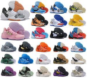 Best2020 Mens James Harden 4 Vol.4 4S IV MVP BHM Black Vol. 4 мальчики баскетбольные туфли на открытом воздухе спортивные занятия по размеру 40-46F